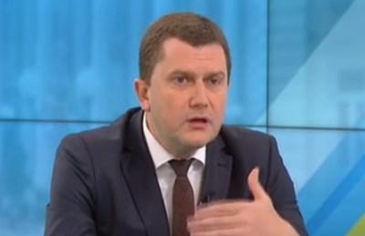 Кметът на Перник Станислав Владимиров Кадър: БНТ