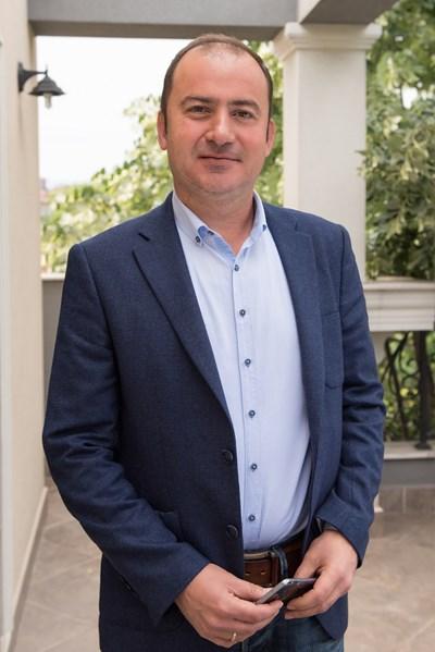 """Димитър Начков, изпълнителен директор на """"Прайм Холдинг"""""""