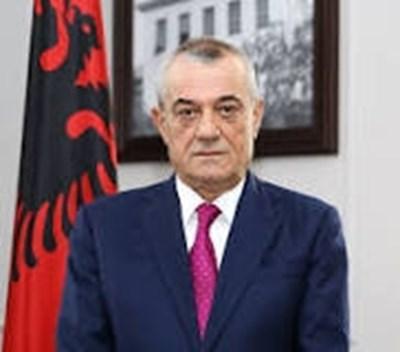 Председателят на парламента на Албания Грамоз Ручи СНИМКА: Wikipedia