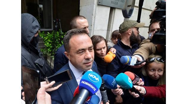 Ето я вилата на разследвания зам.-министър на екологията Красимир Живков (видео)