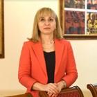 Омбудсманът Диана Ковачева СНИМКА: Пресцентърът на омбсудсмана