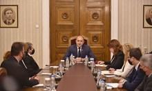 Тошко Йорданов към Радев: Радваме се, че президентството спазва закона