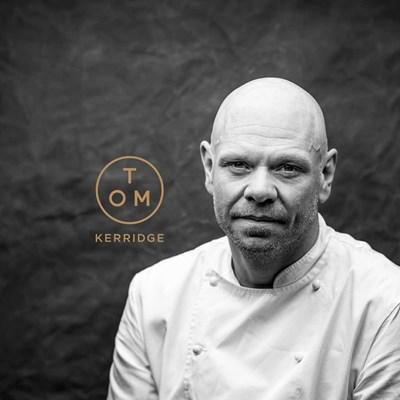 45-годишният Том Керидж е един от най-известните английски готвачи.