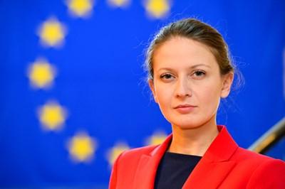 Цветелина Пенкова е евродепутат първи мандат от БСП.