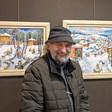Димитър Вецин, чиито снежни картини топлят на Коледа