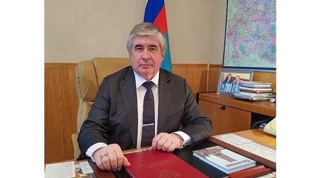 Каква е картата зад посланика на Русия Макаров?