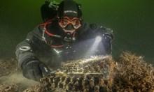"""Откриха легендарната """"Енигма"""" на Райха на дъното на Балтийско море"""