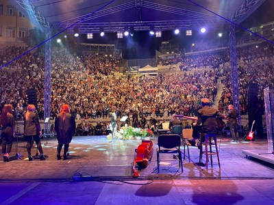 Лили Иванова с грандиозен концерт в Пловдив