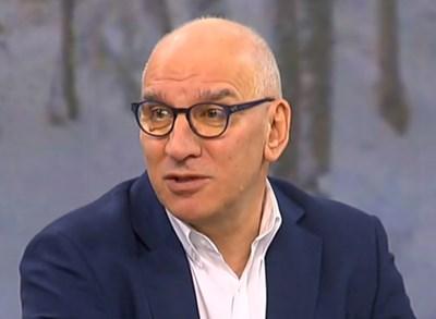 Левон Хампарцумян Кадър: Нова тв