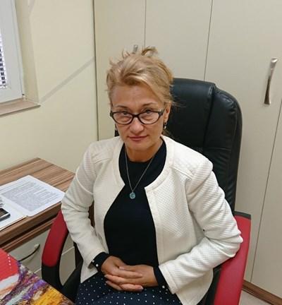 Д-р Красимира Косева, педиатър и общопрактикуващ лекар