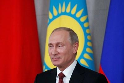 Президентът на Русия Владимир Путин Снимка: Ройтерс