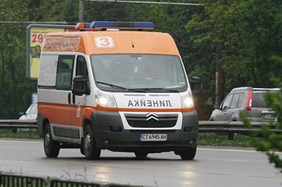 Мъж звънна на вратата на мексиканец в София, рани го в главата