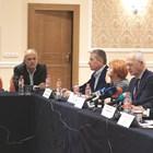 Социалният министър Бисер Петков представи законови промени за изплащането на вторите пенсии.