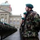 600 000 швейцарски войници могат да бъдат мобилизирани за половин час.