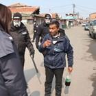 Жандармерия блокира цигански махали в София