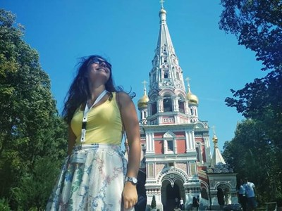 Несебър и гр. Шипка са в сърцето на докторантка от София