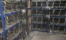 Поредна ферма за криптовалута краде ток от ЧЕЗ. Консумирали за 30 домакинства на ден