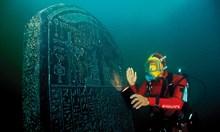 Под вода: Градът, в който е коронясана Клеопатра