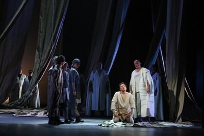 """Репетиция на """"Парсифал"""" СНИМКИ: пресцентърът на Операта"""
