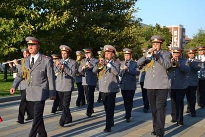 Спактакълът на военните оркестри ще е в Двореца на културата и спорта