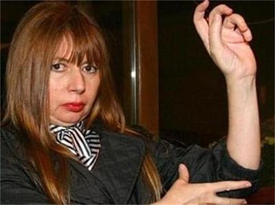 Екстрасенската Мая Попова Снимка: Архив