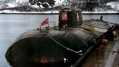 """Потъването на """"Курск"""" е най-голямата трагедия в историята на руските подводници. СНИМКА: РОЙТЕРС"""