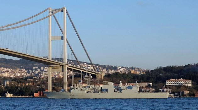 Ще дрънкат ли НАТО и Русия оръжия в новия канал към Черно море