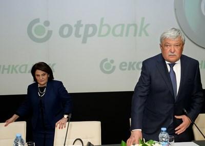 600 млн. плаща ОТП за Експресбанк, Виолина Маринова остава начело на обединената банка (Обзор)
