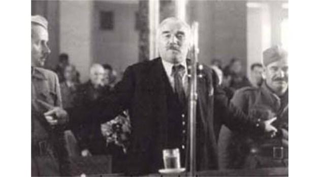 Добри Терпешев - най-простият ни държавник. Харизва Беломорието и се застъпва Пиринска Македония да влезе в Югославия