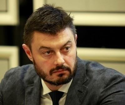 Бившият евродепутат и журналист Николай Бареков СНИМКА: Архив