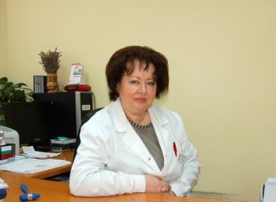 Доц. Олга Григорова