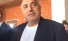 Борисов: Не може да оставим строежа на УНСС да стои в този му вид (На живо)