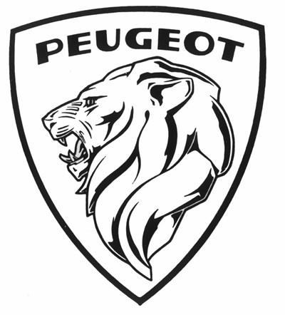 Peugeot с ново лого с ретро акценти