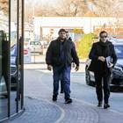 """Антон Зингаревич разгледа базата на """"Ботев"""" в Коматево и започна срещи с пловдивски бизнесмени.  Снимки: """"Марица"""""""