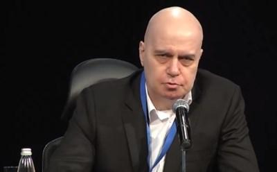 """Ето какво каза Слави Трифонов на учредяването на """"Няма такава държава"""" (Видео)"""