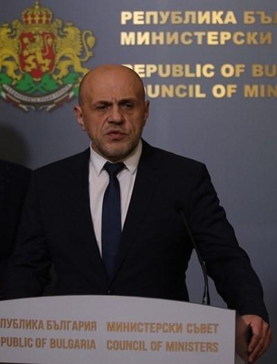 Вицепремиерът Томислав Дончев обяви подготвяната от правителството електронна система.