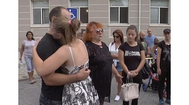 Жена почина от белодробен оток след раждане в Сливен, винят лекари, че скачали отгоре й (ОБЗОР)