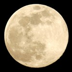 Супер розова Луна в Босна и Херцеговина СНИМКИ: Ройтерс