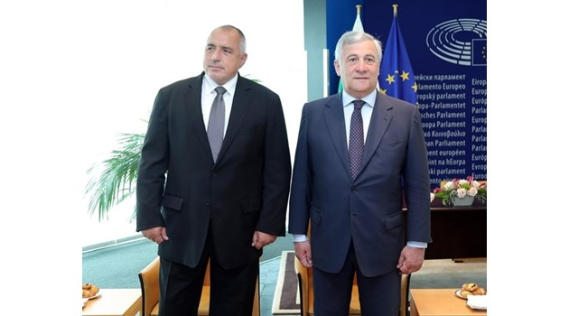 """Борисов настоя пред Таяни пакетът """"Мобилност"""" да се разгледа след евроизборите"""