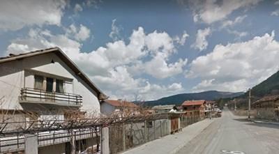 Изглед от Сапарева Баня Кадър: Google street view