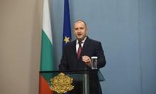 Президентът пусна промените в закона за извънредното положение и в бюджета