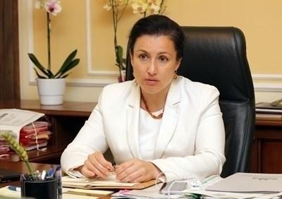 Министърът на земеделието, храните и горите Десислава Танева СНИМКА: Архив