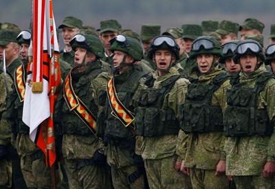 Руските военни ще участват в учението на китайска територия. СНИМКА: РОЙТЕРС