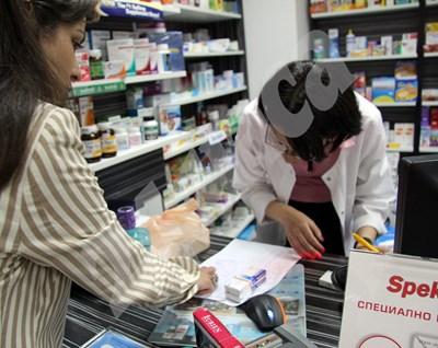 През 2018 г. НЗОК плаща напълно или частично 1714 лекарства, с които се лекуват 282 заболявания. СНИМКА: 24 часа