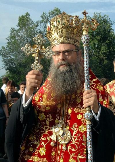 Пловдивският митрополит Николай