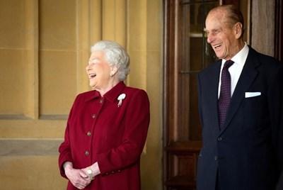 Кралица Елизабет II и Принц Филип СНИМКИ: Ройтерс