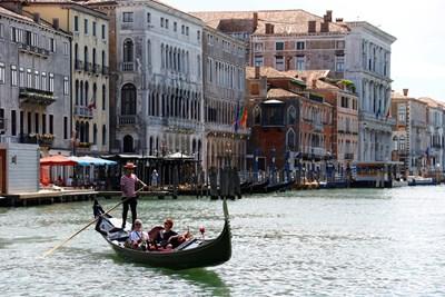 Венеция, Италия СНИМКА: РОЙТЕРС