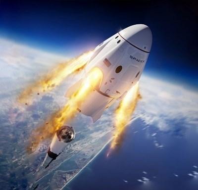 Илюстрация: SpaceX