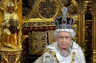 Кралица Елизабет II Снимка Ройтерс