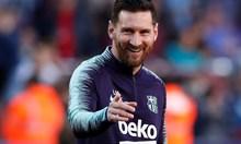 Меси: Откакто Роналдо напусна, Примера дивисион стана по-оспорвана